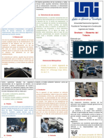 Brochure-Ingeniería de Tránsito
