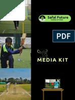 Safal Future Media Kit