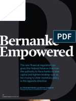 Bernanke Empowered