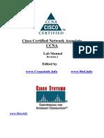 CCNA Lab Manual by ESP