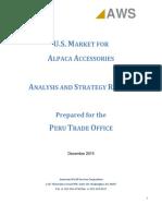 Market Study Alpaca Accesories Final