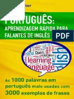 Português Aprendizagem Rápida - Sarah Retter