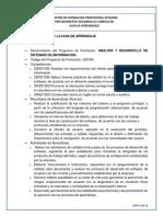 GFPI-F-019 Formato Guia de Aprendizaje N.1 Algoritmia