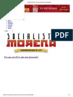 Socialista Morena » Por Que Nos EUA Não Tem Batucada