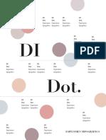 Especimen Tipografico Didot