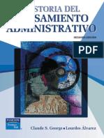 Historia Del Pensamiento Administrativo-1