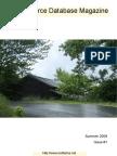 Open Source Database Magazine