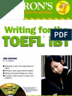 Writing for TOEFL iBT_BOOK PDF