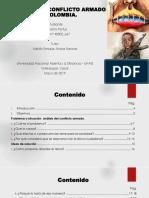 Análisis Del Conflicto Armado en Colombia_ Alix Berrio