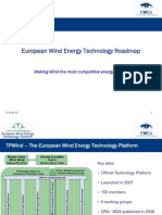 EU Wind Enegry Road Map