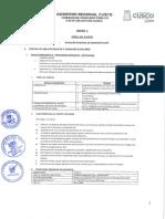 Perfil Proceso Cas 006 2019