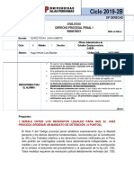 Respuesta Ef 6 0705 07310 Derecho Procesal Penal i b Dues Arequipa 2017114695