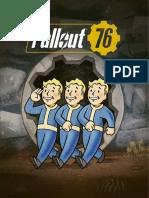 Fallout 76 Manual