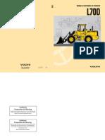 Manual Da Volvo L70D