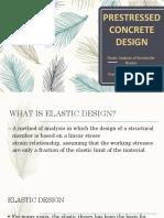 Elastic Design