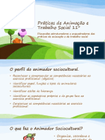 Sessão2Práticas de Animação e Trabalho Social 11º