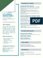 Liz Lourdes Merino Nuñez - CV(1)