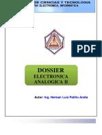 Dossier electrónica
