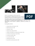 Album de jazz.