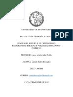 Camila Buscaglia - Monografía Final - Seminario Borges, Lucas Adur