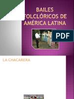 Bailes Folclóricos de América Latina