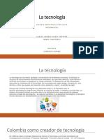 Diapositivas Henry y Visbal
