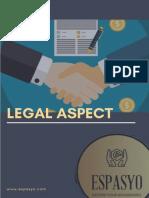 Part 9 - Legal
