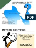 METODOS CIENTIFICOS