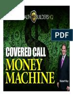 Covered Call Money Machine