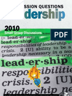 2010 Discussion Questions Leadership Web