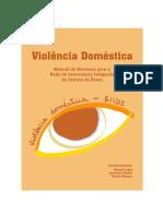 ViolêNcia Domestica Manual Recursos RIIDE