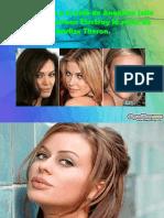Coctel Femenino Diapositivas
