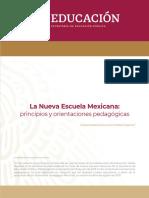 Principios y Orientación Pedagógica