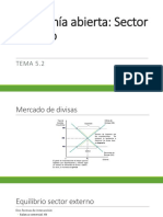 TEMA 5.2 Mundell Fleming