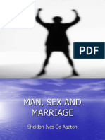 Man, Sex and Marriage