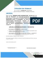 Certificado de trabajo modelo 2019- II.doc