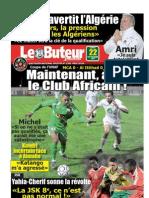 LE BUTEUR PDF du 22/11/2010