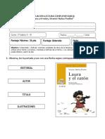 Evaluacion Laura y El Raton