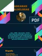 Abram Valderomar
