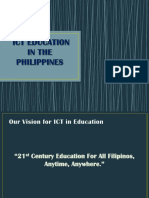 Ict Education in the Philippines