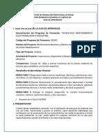 ACTIVIDAD 2. Tipos de Uniones y Tornillería...