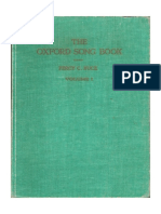 Buck Percy. - The Oxford Song Book. Volume 1.pdf