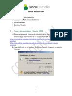 Manual de Conexión VPN v1.3