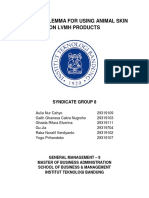 Sg 8 - Gm 9 - Business Ethics - Lvmh Ethical Dilemma