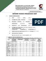 INF. TEC. PEDAG - EBA - Horacio Zeballos Gamez - 2 007