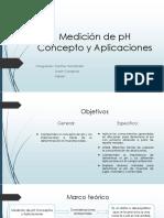 Medición de PH Concepto y Aplicaciones (1)