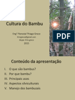 Silvicultura Do Bambu_2014