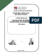 2.106.00 Conexiones y Redes de SANEAMIENTO 2007
