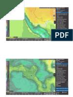 mapas meteorológicos COLCA