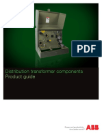 ABB Distribution transformer components